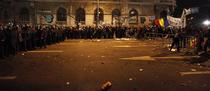 Fotogalerie: Protest la Universitate, ziua 7