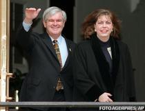 Newt si Marianne Gingrich (1997)