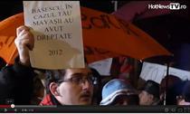 Proteste in Capitala. Ziua 8