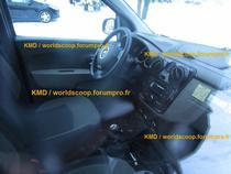 Interior Dacia Lodgy