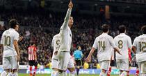 """Cristiano Ronaldo, """"dubla"""" cu Bilbao"""