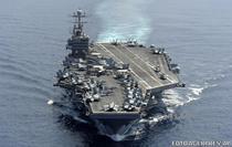 Portavionul american USS Abraham-Lincoln