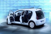 Volkswagen up! cu 5 usi