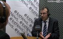 Marius Spinu in studioul HotNews.ro
