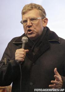 Aleksei Kudrin