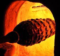 Cristal ars la temperatura inalta