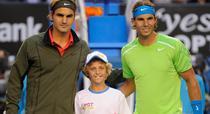 Federer si Nadal, doi mari campioni