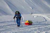 In drum spre Polul Sud