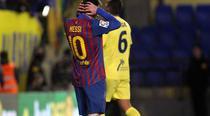 "Messi, fara gol pe ""El Madrigal"""