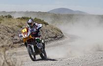 Raliul Dakar, editia din 2012