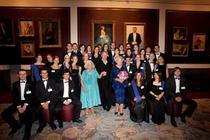 EUYO cu M.S. Regina Beatrix a Olandei; Foto: Erik Veenhuisen