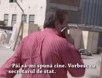 Ioan Niculae si telefonul la secretarul de stat