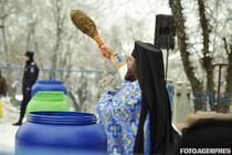 Sfintirea apei - Aghiasma Mare