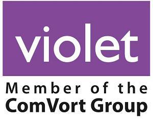 Violet Advertising Logo
