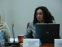 Oana Schmidt Haineala, vicepresedintele CSM