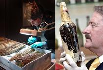 Whisky-ul descoperit in Antarctica