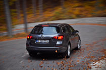 Test Drive cu Opel Astra Sports Tourer