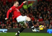 Wayne Rooney, dubla pentru United