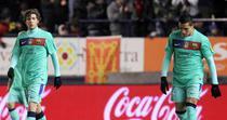 Barcelona, infrangere pe terenul Osasunei
