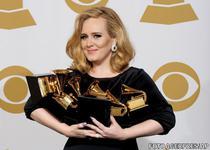 6 premii Grammy pentru Adele