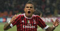 Boateng, inca un gol superb pentru Milan