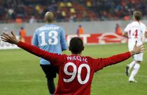 Deznadejdea lui Nikolic, in jocul tur Steaua vs Twente 0-1