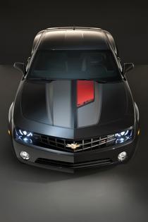 Editia aniversara Chevrolet Camaro