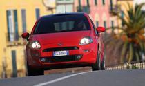 Test Drive cu Fiat Punto Facelift 2012