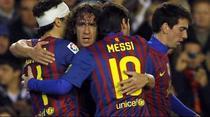 Puyol, inca un gol pentru Barcelona