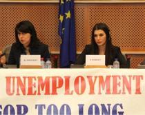 Elena Basescu la audierea din PE