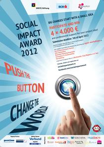 Poster Workshops - Social Impact Award