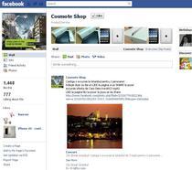 Inselatorie pe Facebook cu imaginea Cosmote