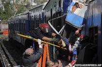 Accident de tren in Buenos Aires