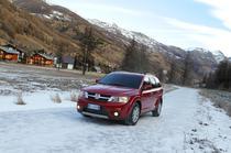 Test Drive cu Fiat Freemont 4WD