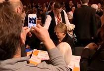 Dusul cu bere al Angelei Merkel