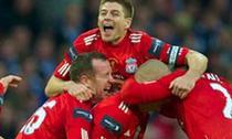 """Gerrard si compania, bucurie pe """"Wembley"""""""