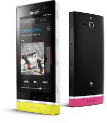 Xperia P si Xperia U au fost prezentate la WMC de Sony
