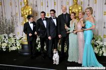 """Filmul """"The Artist"""", marele castigator al Premiilor Oscar 2012"""