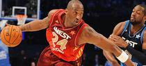 Kobe Bryant, in actiune