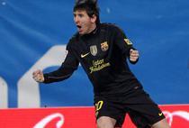 Lionel Messi, decisiv pentru Barcelona