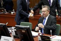 Cristian Diaconescu la discutiile din Bruxelles privind Serbia