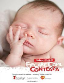 "Campania ""Fiecare copil conteaza"""