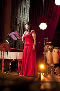 Mezzo-soprana Zarui Vardanean