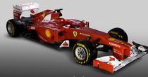 """""""F2012"""" a fost prezentat vineri, la Maranello"""