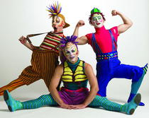 Cirque du Soileil - Saltimbanco