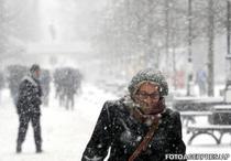 Val de frig si ninsori in Europa