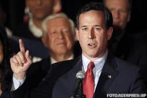 Rick Santorum, victorios