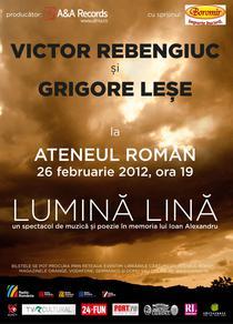 afis Lumina Lina