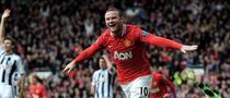 "Wayne Rooney, o ""dubla"" pentru United"