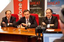 Ministrul britanic pentru Comert si Investitii, la prima vizita in Romania